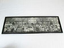 1952 Order of the Eastern Star MN Masonic Home 26x8 Framed Panoramic B&W Photo