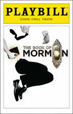 The Book of Mormon Playbill July  2011 OBC Josh Gad Andrew Rannells