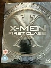 X-MEN: FIRST CLASS - STEELBOOK -  OOP New & Sealed
