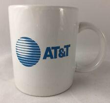"VTG AT&T WorldWorx Solutions Commemorative 1st Multipoint Mug ""Death Star"" logo"