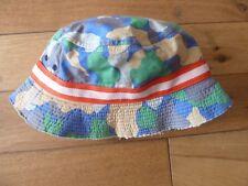 Mini Boden sun hat. Age 3 - 6 years. New 734e3cbec067