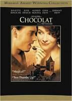 Chocolat (Miramax Collector's Series) - DVD - GOOD