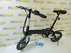 Whirlwind Folding Electric Bike Moped City E-Bike