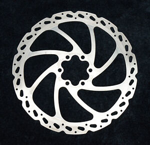 HAYES Disc Brake Replacement Rotor 6 Bolt Bike 203Mm 8/""