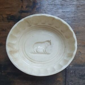 Antique Wedgwood Creamware Jelly Mould