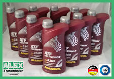 ATF JWS 3309(Toyota T-IV) fluid oil gearbox analog Mobil oil 3309 -set 10 Litres