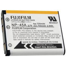 Batterie D'ORIGINE FUJI NP-45A GENUINE AKKU ACCU Casio Exilim Zoom EX-Z1 EX-G1