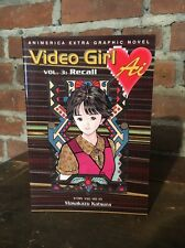 Video Girl Ai: Recall Vol. 3 by Masakazu Katsura (2001, Paperback)