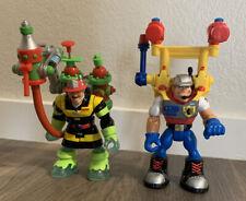 Mattel Rescue Heroes 2002