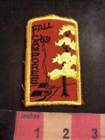 Vtg 1969 FALL CAMPOREE '69 Boy Scout Patch O91C