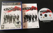 Reservoir Dogs Play Station 2 PS2 PAL ESPAÑOL