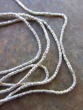 Beads [60590] African Silver Heishi