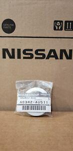NEW Genuine Nissan Altima Maxima Sentra center hub cap ornament   40342-AU511