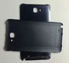 Black Back Battery Housing Door Cover Case For Samsung Galaxy Note N7000 i9220