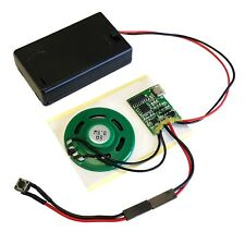 MP3 Re-Recordable Sound Chip Module, 4MB USB Transfer. Model making crafts gifts