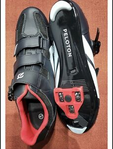 Peloton Cycling Shoes Size 47 With Cleats
