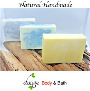 Handmade Natural Goats Milk Soap (110g)