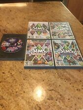 The Sims 3 Lot - University Life, Deluxe, Late Night, Seasons, Generations