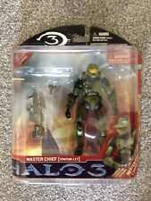 Halo 3 - Master Chief [Spartan-117] Action Figure - New & Unopened! Rare!