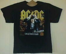 AC/DC Live At River Plate Concert Tour Large T-Shirt