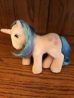 Vintage G1 My Little Pony So Soft Unicorn Buttons