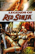 Legends of Red Sonja #1 Fantasy Erotic Battles GailSimone Graphic Novel Comic 34