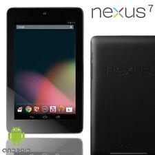 Asus Nexus 7 Tablet 16GB Pantalla Táctil Android Negro Bluetooth Inalámbrico 1st Gen