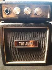 Marshall MS-2  The Amps promo