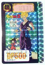 Carte DRAGON BALL Z DRAGONBALL GT CARDDASS CARD PRISM CARTE n°1000 JAPAN 1993