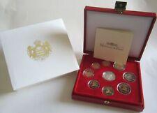Monaco KMS Kursmünzensatz PP 2004