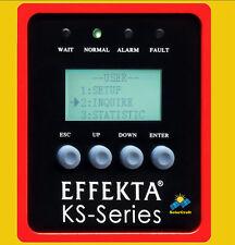 Inverter Effekta KS-3000ST Module solaire PV energy incl commutateur DC intégré