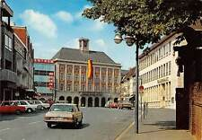 Germany Neuss am Rhein Rathaus Town Hall Mobel Centrum Auto Cars