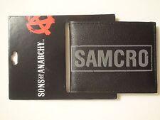Men's Sons of Anarchy SOA Samcro Bi-Fold Wallet