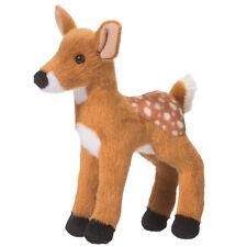 "GLORY FAWN Douglas Cuddle 8"" tall stuffed animal PLUSH animal toy baby deer"