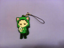 Yuri on Ice Otabek Altin cat vinyl phone strap ciondolo cellulare in vinile