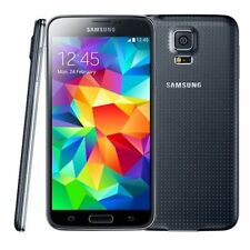 "5.1"" Unlocked Samsung Galaxy S5 G900P Sprint 4G LTE 16GB Móviles libre - BLACK"