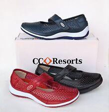 CC Resorts Shoes cloud comfort Sunday leather walking shoe - CC Resorts Sunday