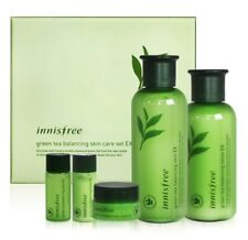 INNISFREE Green tea balbancing skin care set EX