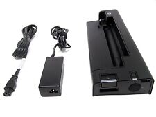 4x HP Docking Station 2570 A9B77AA USB and Adapter, DisplayPort, VGA Ports