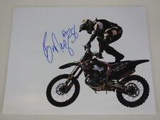 BRIAN DEEGAN Hand Signed 11'x14' Photo + Photo Proof   METAL MULISHA Pioneer
