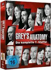 GREYS ANATOMY DIE JUNGEN ÄRTZTE DIE KOMPLETTE DVD STAFFEL 7 DEUTSCH ( GREY'S )