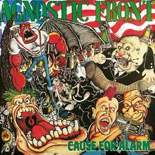 Agnostic Front cause for Alarm CD