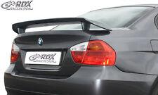 Rdx Heckspoiler BMW e90 berline Heckflügel aile Becquet arrière tuning wing