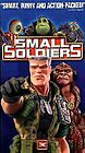Small Soldiers (1998, VHS)