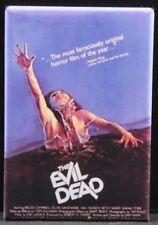 """The Evil Dead Movie Poster 2"""" X 3"""" Fridge / Locker Magnet."""