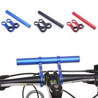 New Bike MTB Bicycle Aluminum Alloy Seat Tube Double Handlebar Extender Holder