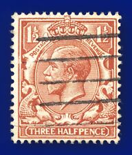 1912 SG362 1½d Red-Brown N18(1) Good Used aucz