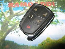 OEM 13594024 Smart Remote Transmitter Key Fob 15 Cadillac CTS ATS NO KEY, USED