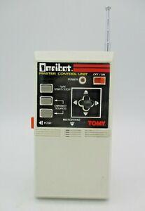 Vintage 1984 TOMY Omnibot TX 5402 Master Control Unit Remote