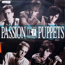 PASSION PUPPETS Beyond The Pale LP Stiff SEEZ54 1984 Excellent